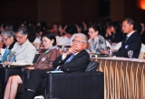 """1.1) ภาพการประชุมแลกเปลี่ยนเรียนรู้ """"R2R ๙ แห่งการเรียนรู้ ๙ สู่นโยบาย"""" วันที่ 6 กรกฎาคม 2559"""