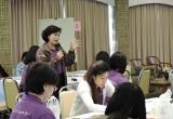 """การอบรมเชิงปฏิบัติการเพื่อเพิ่มศักยภาพทีมสนับสนุนงานวิจัย """"R2R Facilitator Advanced Course"""" รุ่นที่ 3 ประจำปี 2558"""