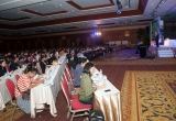 ภาพการประชุมแลกเปลี่ยนเรียนรู้จากงานประจำสู่งานวิจัยครั้งที่ 7 (วันที 24 - 25 กรกฏาคม 2557)